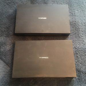 2 mac empty pallets